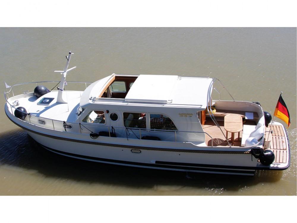 Rental yacht Werder - Linssen Linssen GS 34.9 Sedan on SamBoat
