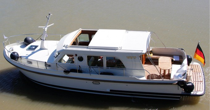 Boat rental Linssen Linssen GS 34.9 Sedan in Werder (Havel) on Samboat