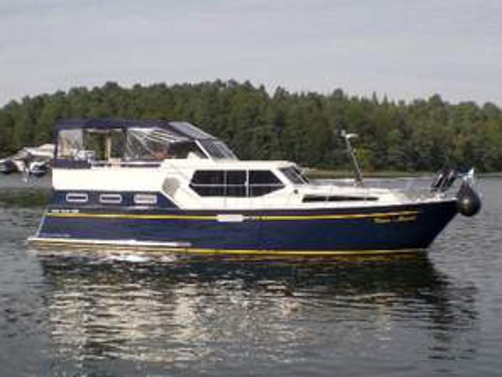 Rental Motorboat in Kröslin -  Aqua Yacht 1200