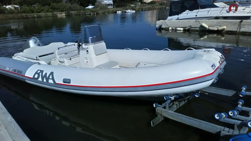 Rental yacht Saint-Florent - Bwa 675 on SamBoat