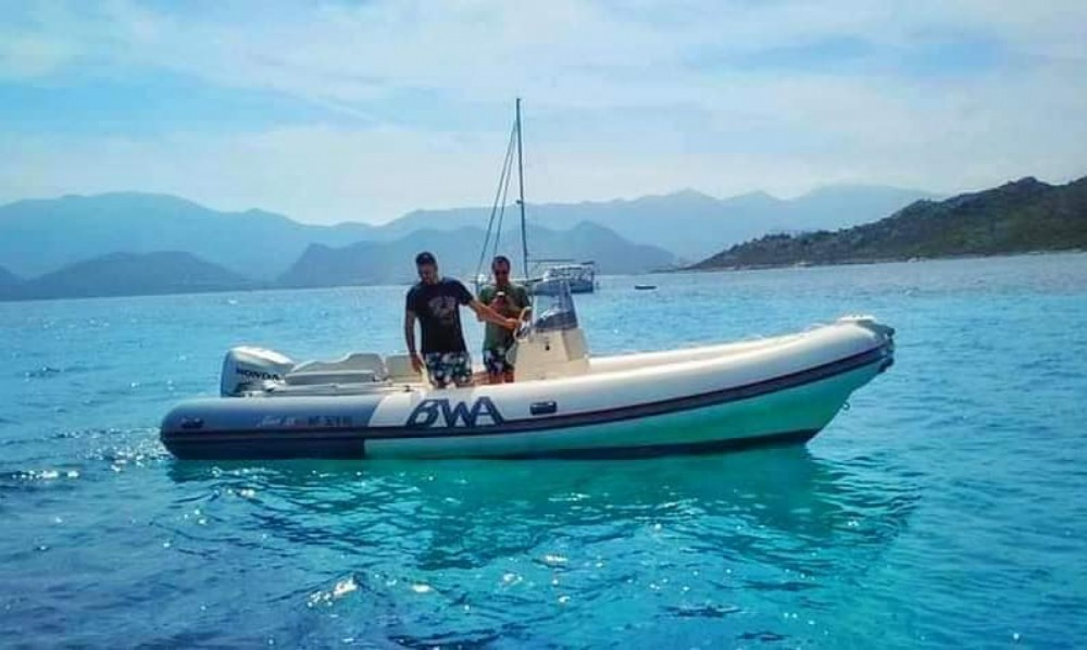Boat rental Saint-Florent cheap 675