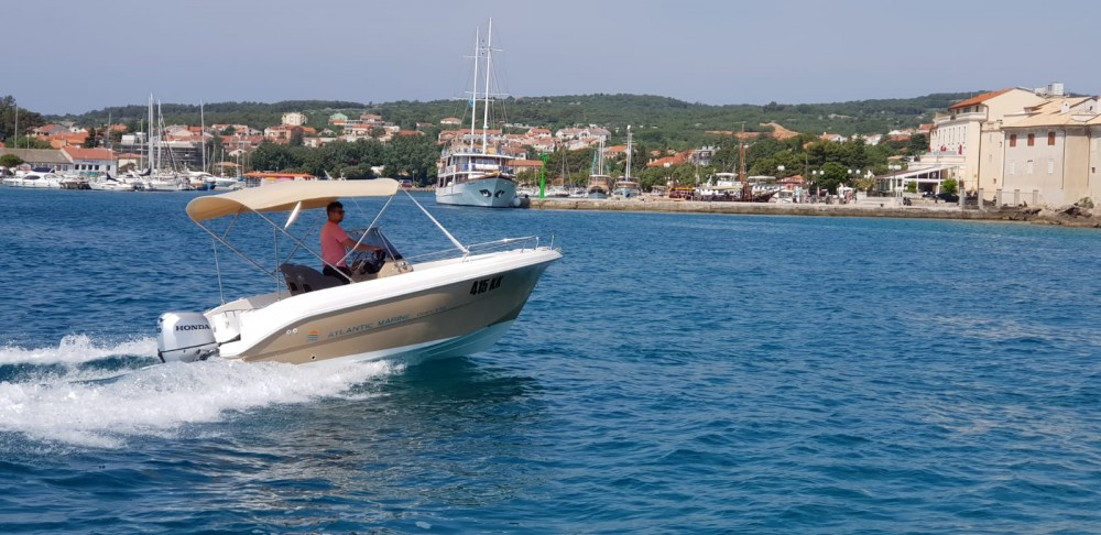 Rental yacht Krk - Atlantic-Marine 530 Open on SamBoat