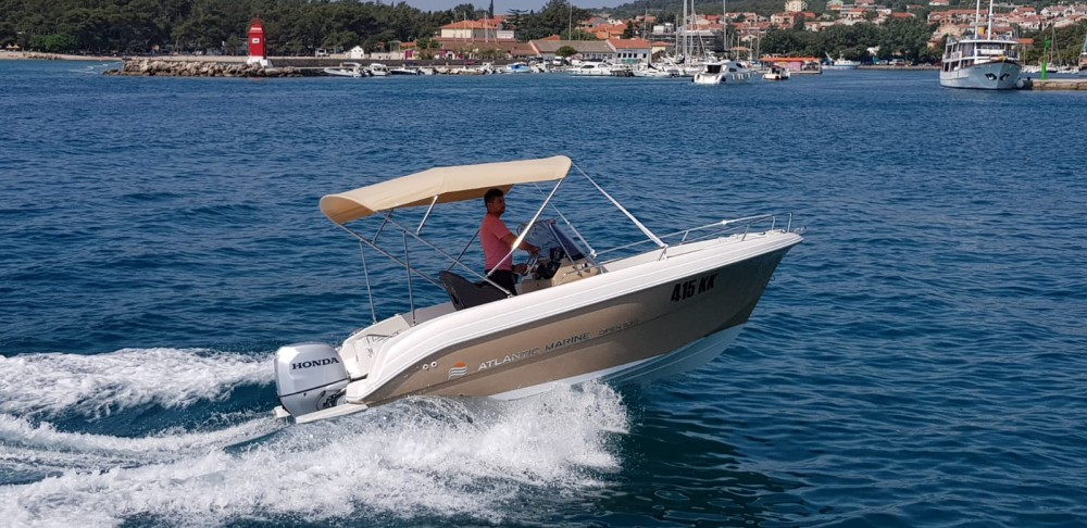 Atlantic-Marine 530 Open between personal and professional Krk