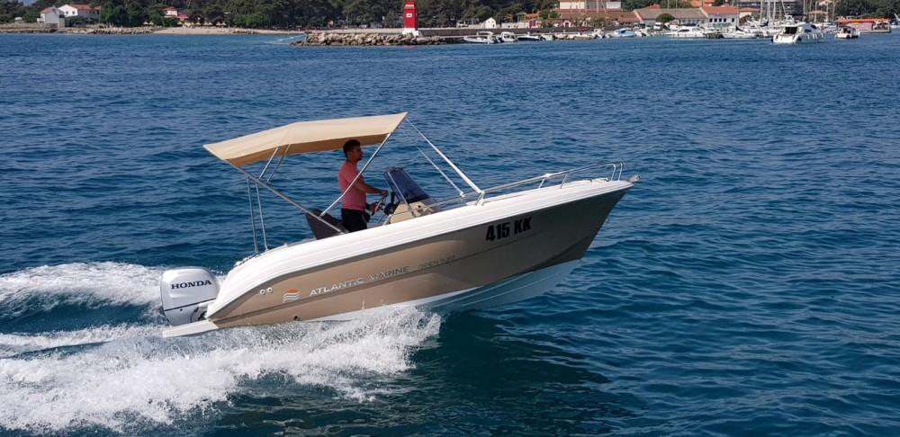 Boat rental Krk cheap 530 Open