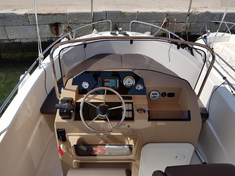 Boat rental Atlantic-Marine 530 Open in Krk on Samboat