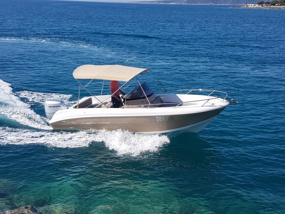 Rental yacht Krk - Atlantic open 670 on SamBoat