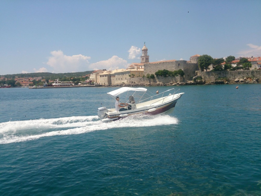 Rental yacht Veglia - Arta Arta Mala on SamBoat