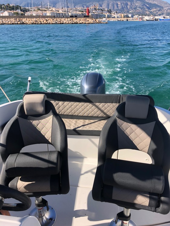 Boat rental Altea cheap 620