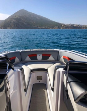 Rental yacht Altea - Four Winns HD 240 OB on SamBoat