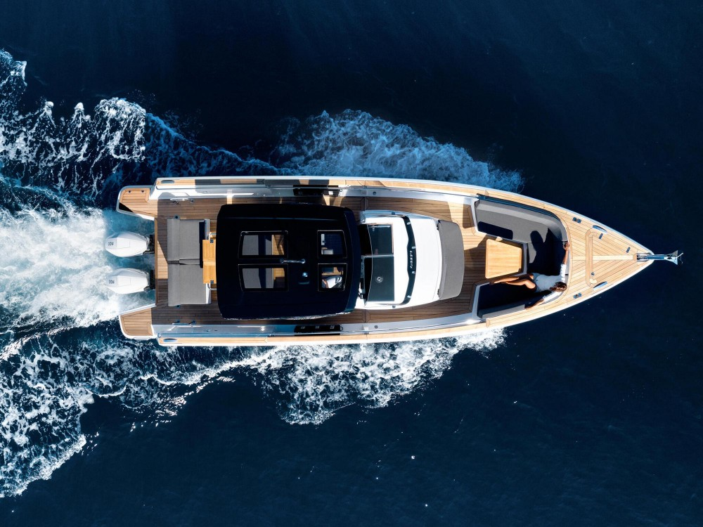 Rental Motor boat Fjord-Boats with a permit
