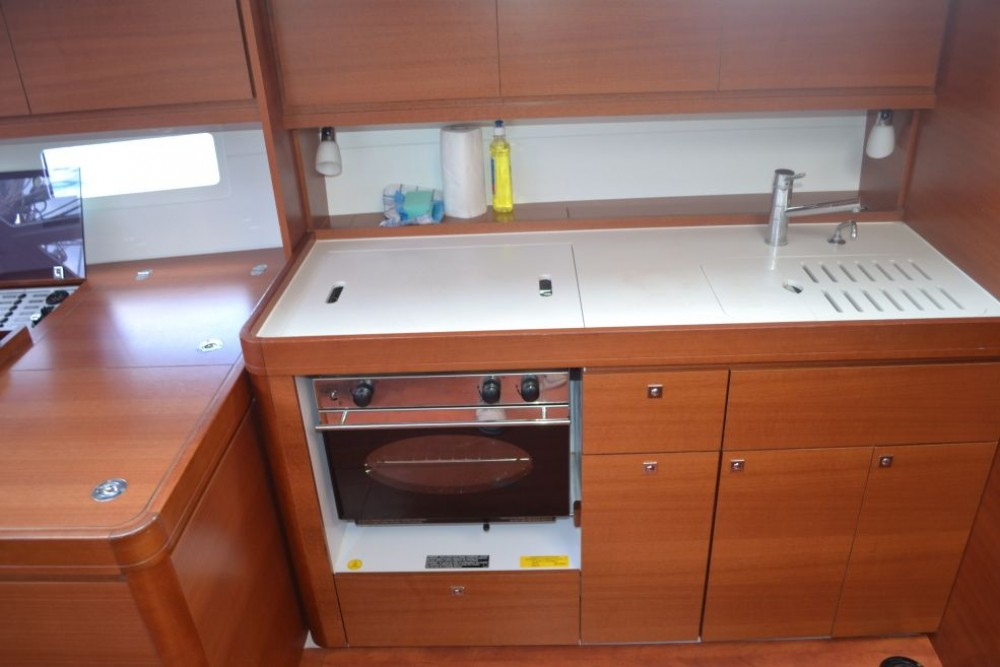 Dufour Dufour 410 Grand Large between personal and professional Marseille