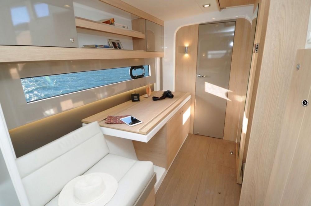 Bali Catamarans Bali 4.1 between personal and professional Newport