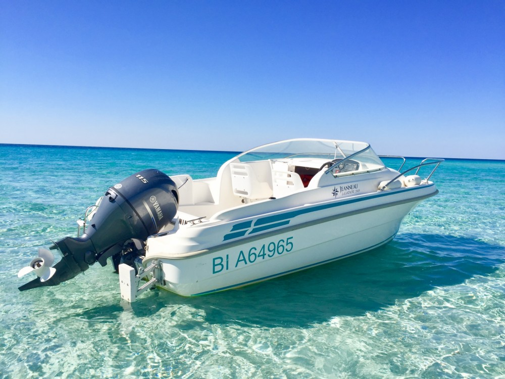 Hire Motor boat with or without skipper Jeanneau Saint-Florent