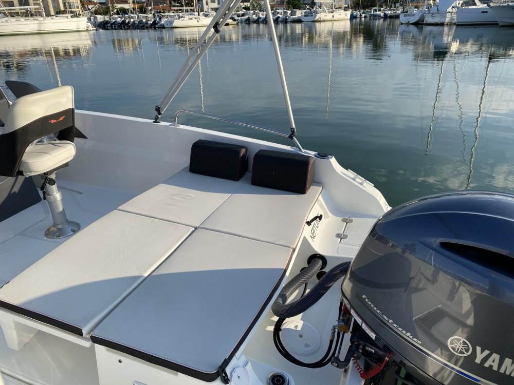 Rental yacht Saint-Gilles-Croix-de-Vie - Bénéteau Flyer 6.6 SPACEdeck on SamBoat