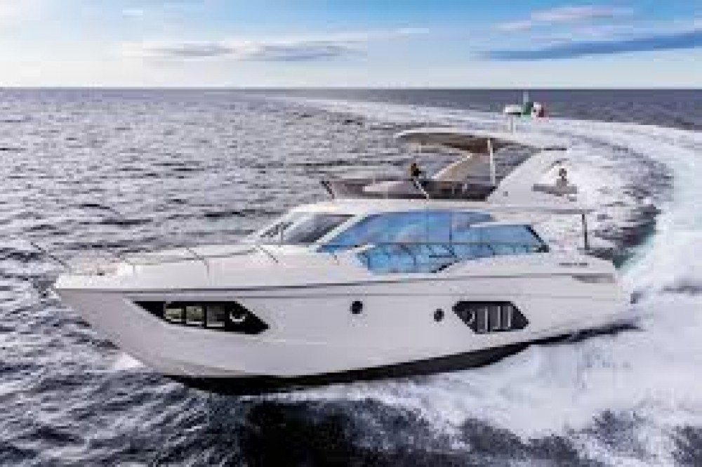 Rental Yacht Absolute with a permit