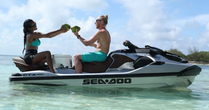 Rent a Sea-Doo GTX LIMITED Port Grimaud