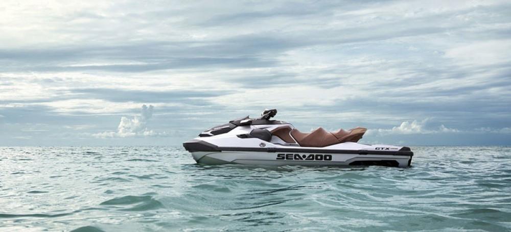 Boat rental Seadoo GTX LIMITED in Grimaud on Samboat