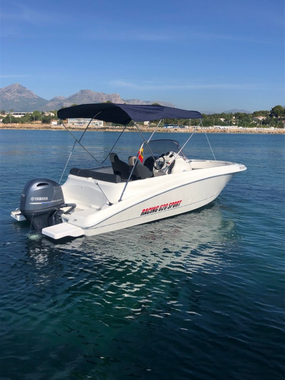 Rent a Remus 620 Altea
