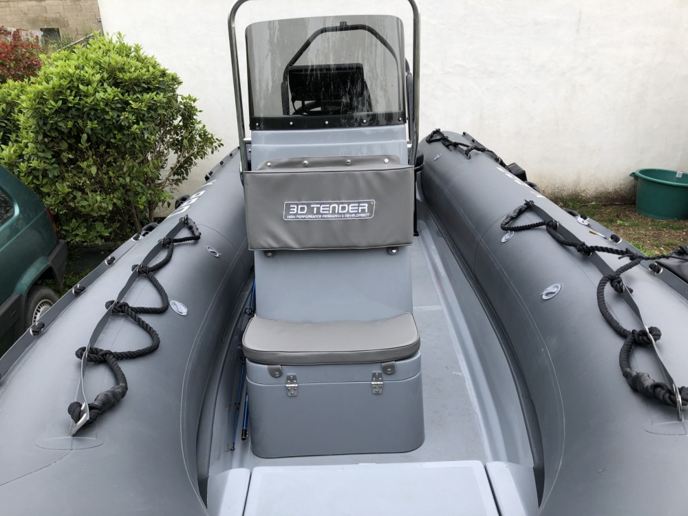 Hire RIB with or without skipper 3D Tender L'Île-d'Yeu