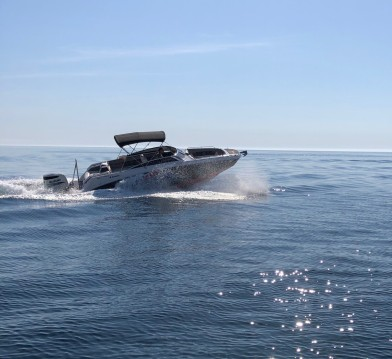 Hire Motorboat with or without skipper Four Winns Altea