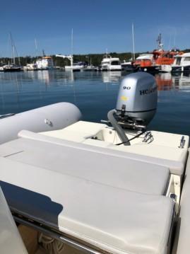 Boat rental Bénodet cheap Medline 580