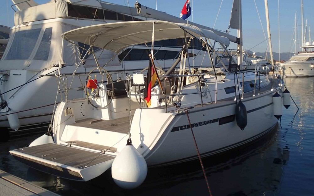 Boat rental Vrsar cheap Bavaria Cruiser 37 - 3 cab.