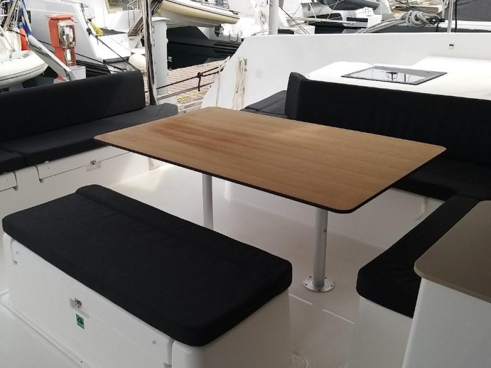 Dufour Dufour Catamaran 48 between personal and professional Alimos Marina