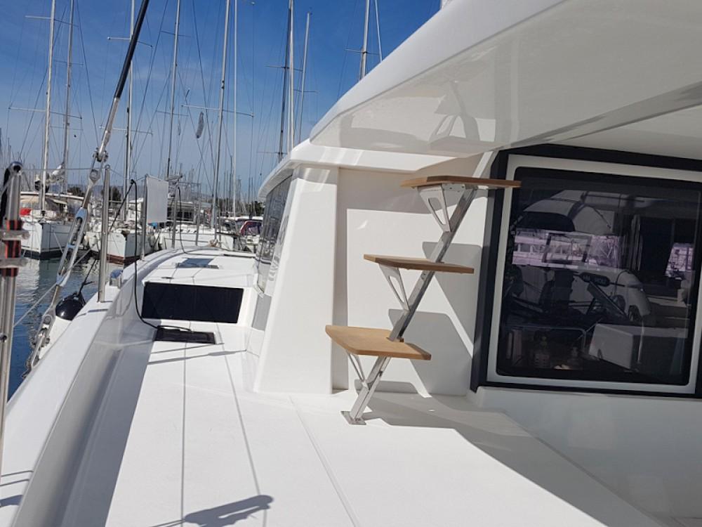 Rental yacht Alimos Marina - Dufour Dufour Catamaran 48 on SamBoat