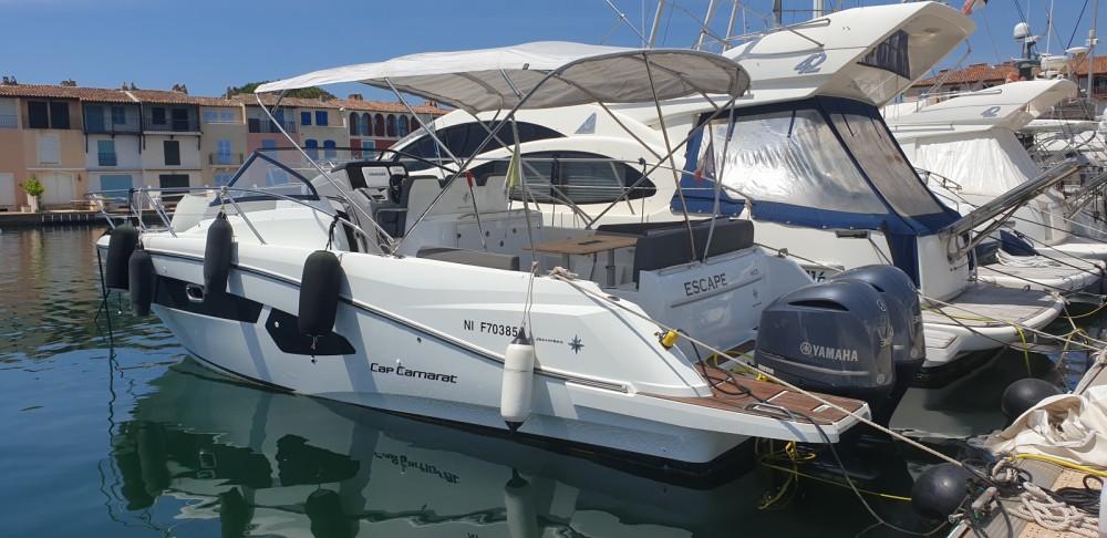 Rental yacht Grimaud - Jeanneau Cap Camarat 10.5 WA on SamBoat