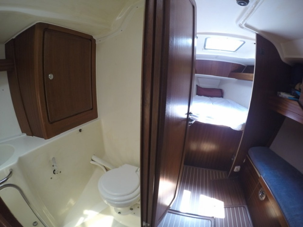Boat rental Sóller cheap 42 cruiser