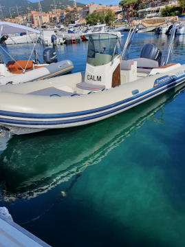 Rental yacht Propriano - Capelli Tempest 690 on SamBoat
