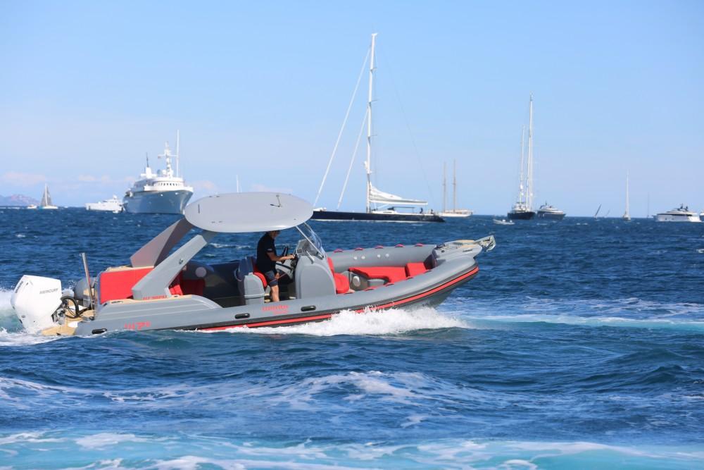 Boat rental Grimaud cheap W7