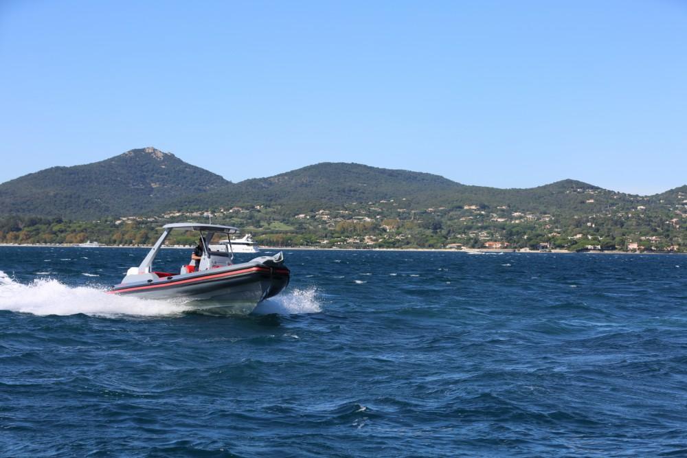Rent a Wimbi Boats W7 Grimaud