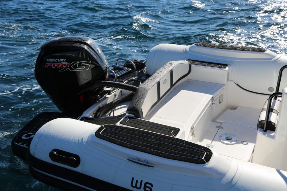 Rental yacht Grimaud - Wimbi Boats W6 on SamBoat