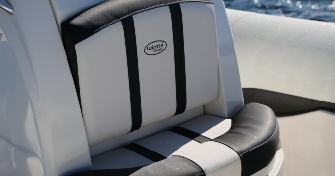Boat rental Grimaud cheap W6