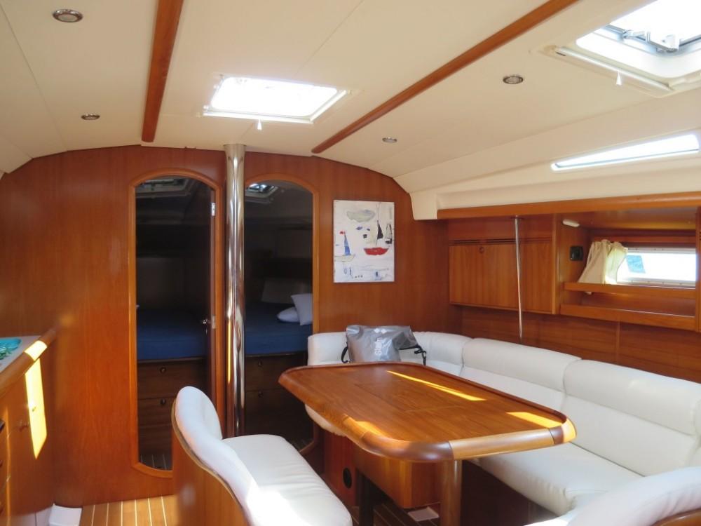 Rental Sailboat in Fezzano - Jeanneau Sun Odyssey 45