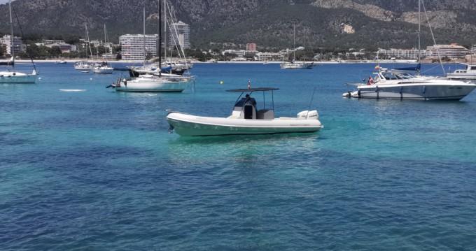 Rental yacht Palma de Mallorca - Scanner 870D on SamBoat