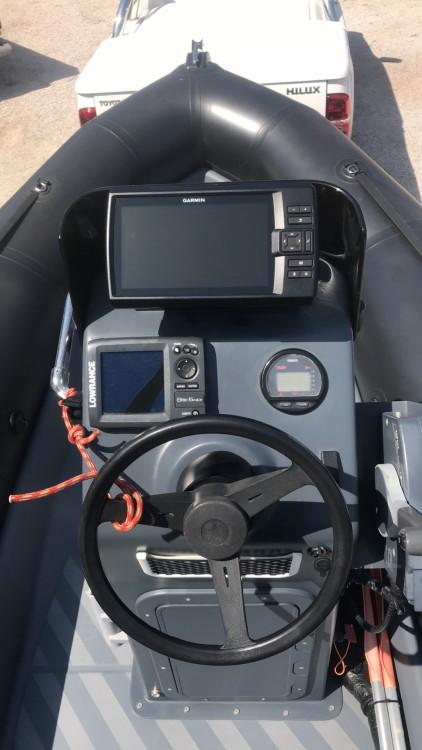 Boat rental Zodiac Pro 500 in La Ciotat on Samboat