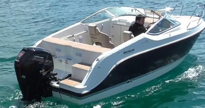 Rental yacht Antibes - Quicksilver Activ 595 Cruiser on SamBoat