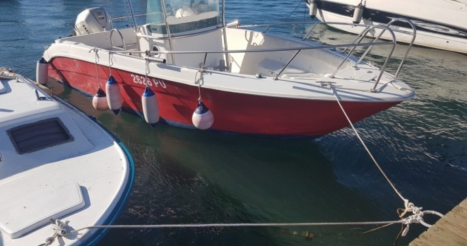 Motorboat for rent Fažana-Fasana at the best price