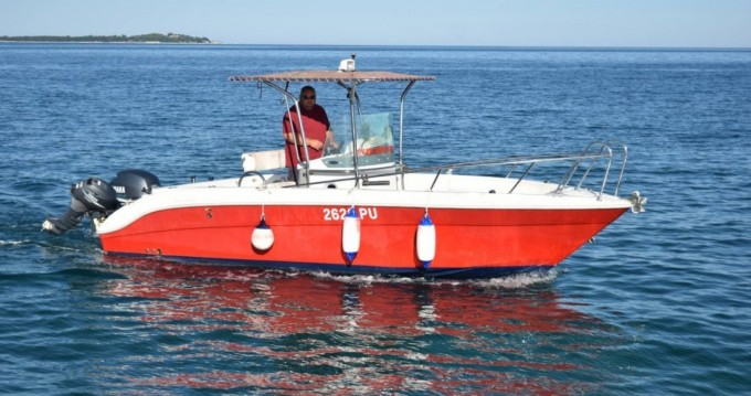 Hire Motorboat with or without skipper Northstar Fažana-Fasana