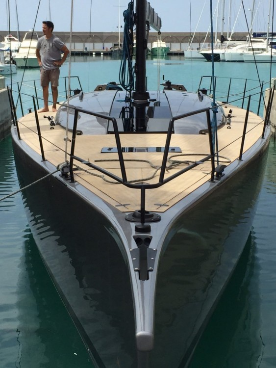 Hire Sailboat with or without skipper Custom Made Naples