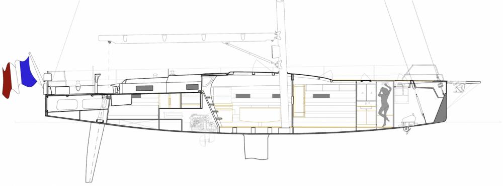 Rental Sailboat in Naples - Custom Made Full carbon