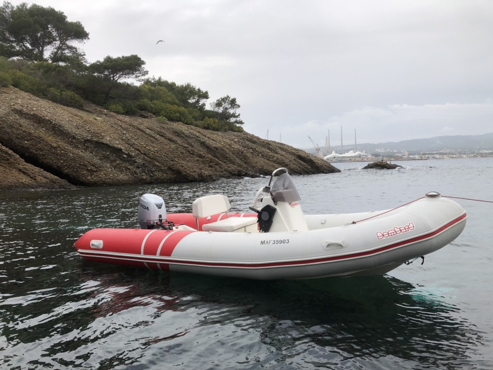 Boat rental Bombard Bombster Confort in La Ciotat on Samboat