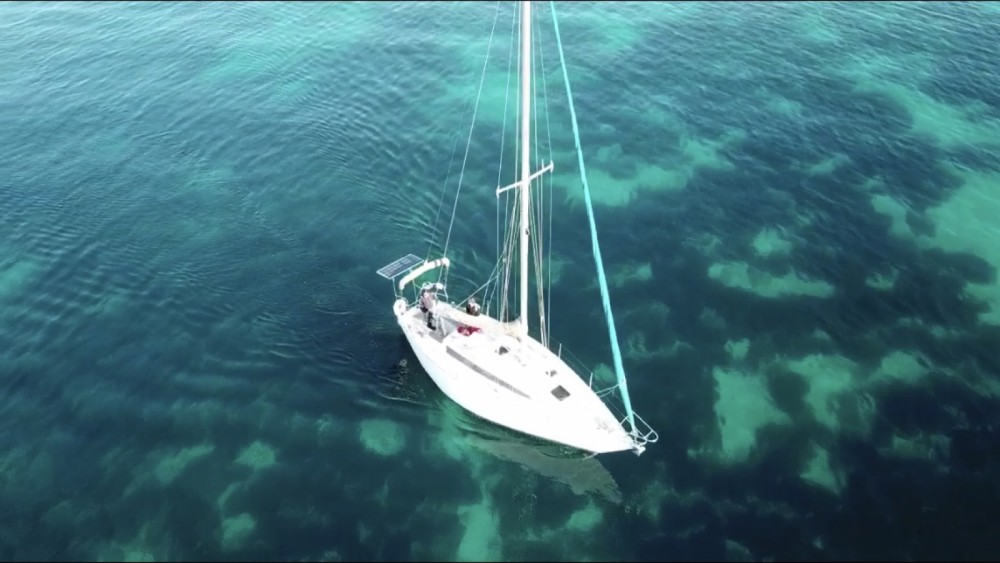 Hire Sailboat with or without skipper Furia