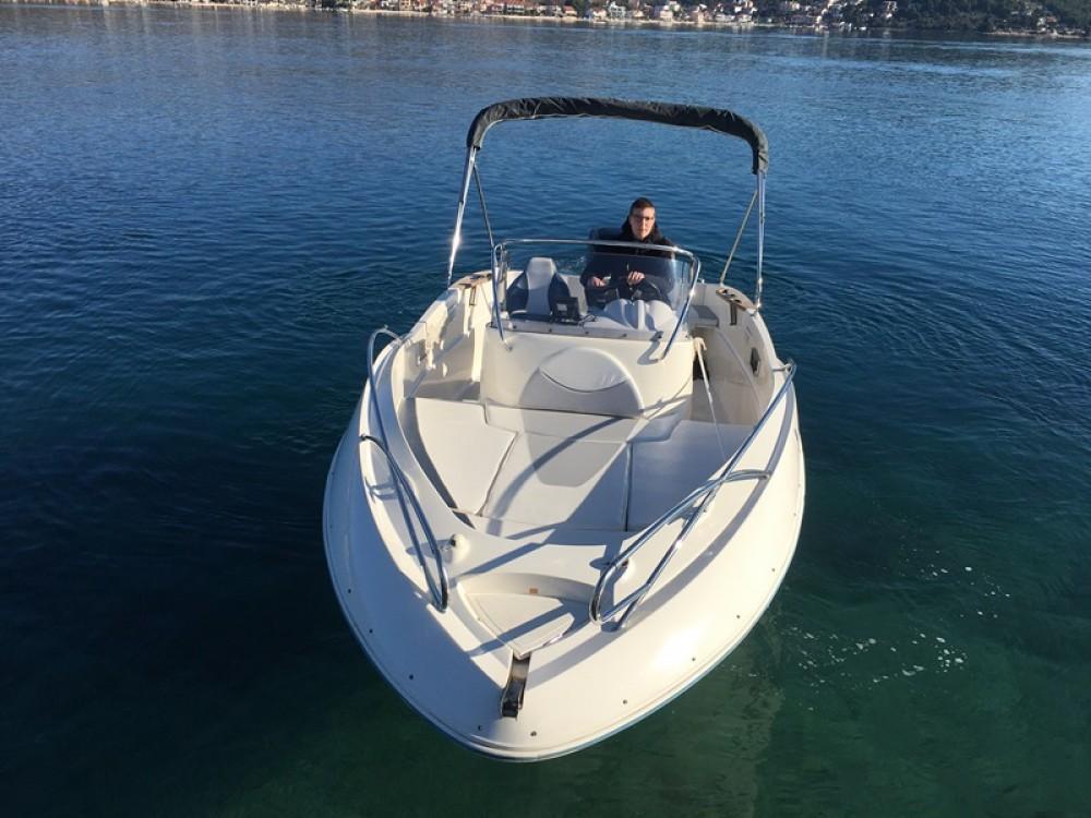 Boat rental Trogir cheap Quicksilver 635 Commander