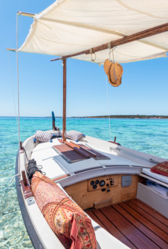 Boat rental Pascual Illes Medes in Formentera on Samboat