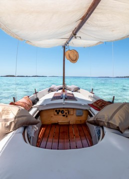 Hire Motorboat with or without skipper Pascual Formentera
