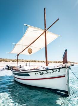 Boat rental Formentera cheap Illes Medes