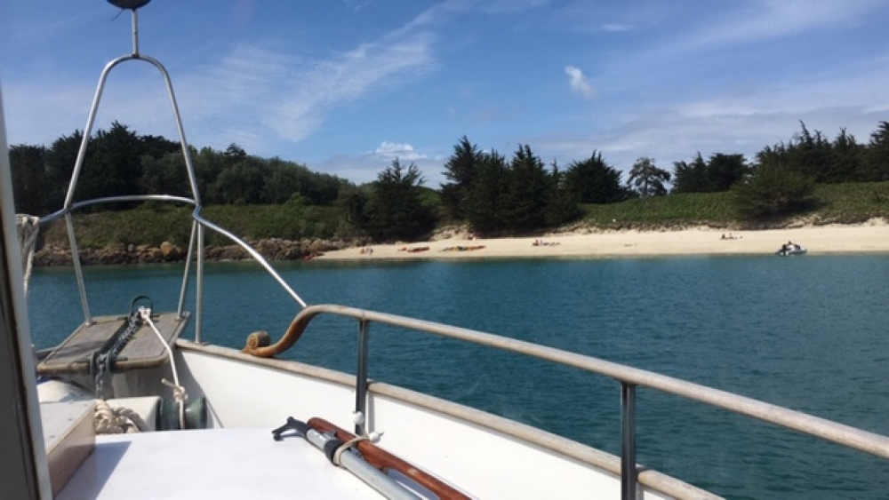 Hire Motorboat with or without skipper Grand Banks Saint-Malo